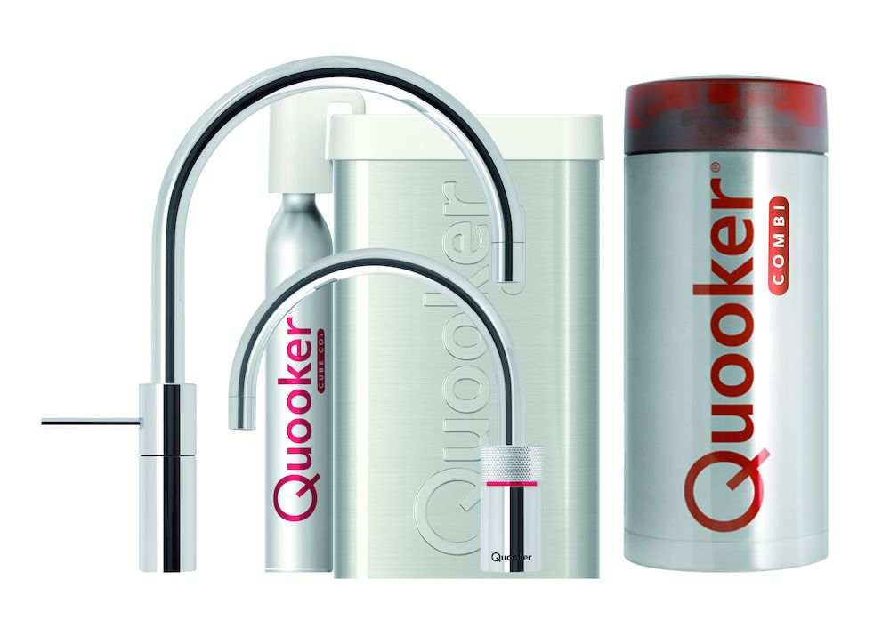 Productfoto Quooker Cube Nordic Twintap