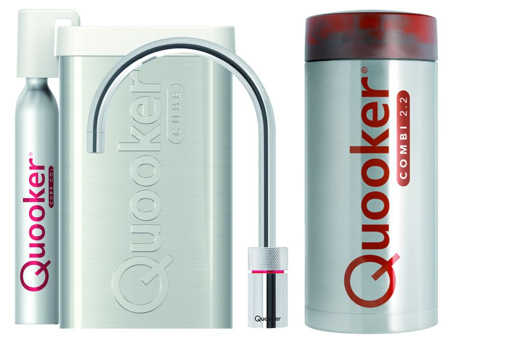 Productfoto Quooker Cube Nordic Single Tap