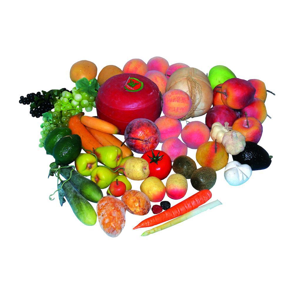 Decoratie Showroompakket Groente Fruit Keukenspeciaal Nl