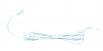 Hera LED Verlengkabel 2,5 Meter 24V kleur Wit