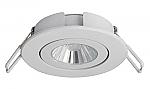 6 Watt dimbare plafond spots ?dim to warm? - 230 V
