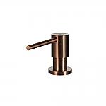 Lorreine Dender zeepdispenser copper