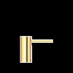 Quooker zeeppomp Nordic goud met zeepreservoir 500ml