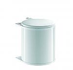 Hailo Big Box afvalemmer 15 liter wit 371590