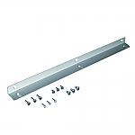 Bladsteun/drager 530 met bevestigingsmateriaal aluminum look