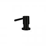 Lorreine zeeppomp Dender zwart met zeepreservoir 350ml