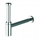 Design sifon voor wastafel of fontein 5/4 chroom