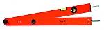 Gereedschap Winkelfix Lengte 66,5cm kleur Oranje