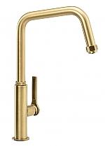 Abode Hex keukenkraan antiqua brass (brons)