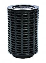 PlasmaMade Filter Airfilter kleur Zwart GUC1214