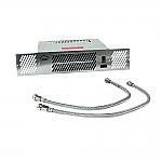 Kickspace Plint-heater CV 2000W kleur Rvs