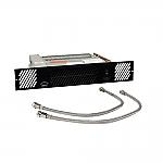 Kickspace Plint-heater CV 2600W met zwart rooster