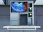 Hailo Afvalsysteem Separato 34 liter (2x8+18) K-51 3620-51 kleur Grijs