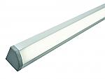 Slim Corner aluminium Led element 450x19x19 met touch schakelaar 12V