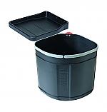 Franke Sorter Mini afvalemmer 17 Liter zwart