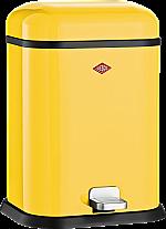 Wesco Single Boy 13 liter afvalemmer geel 13221219