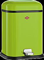 Wesco Single Boy 13 liter afvalemmer groen 13221220