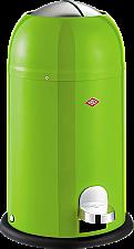 Wesco Kickmaster Junior afvalemmer 12 liter limegreen