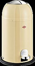 Wesco Kickmaster Junior afvalemmer 12 liter amandel