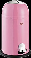 Wesco Kickmaster Junior afvalemmer 12 liter pink