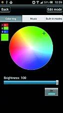 Hera LED 24V Wifi Dimmer/Schakelaar Remote 30W kleur Wit