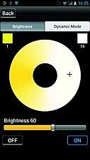 Hera LED 24V Wifi Dimmer/Schakelaar Remote 50W kleur Wit