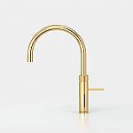 Quooker Fusion round goud met Pro3 reservoir
