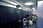 Stopcontact Kitchentrack Power profiel 300 mm. kleur Rvs-Look