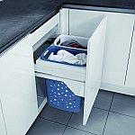 Hailo Laundry Carrier afvalemmer 45 - 66 Liter 3270461