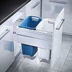 Hailo Laundry Carrier afvalemmer 50 - 66 liter 3270511
