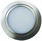 Nova LED losse inbouw spot RVS-look