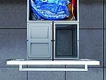 Hailo Afvalsysteem Separato 34 liter (2x8+18) K-46 3620-46 kleur Grijs