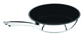 Cook-Line Koekenpan 28cm Zonder Deksel kleur Rvs/Glans