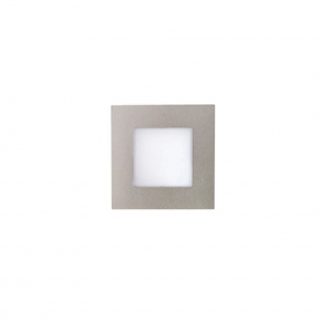 Hera LED Inbouw spot FQ-68 Dynamic kleur Rvs-Look
