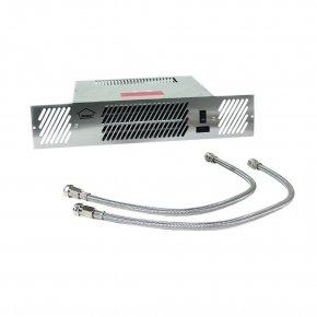 Kickspace Plint-heater CV 2000W kleur Zwart