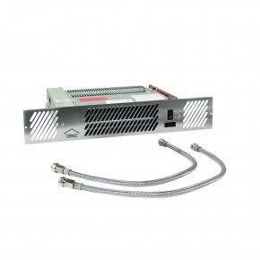 Kickspace Plint-heater CV 2600W kleur Rvs