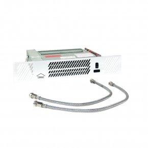 Kickspace Plint-heater CV 2600W kleur Wit