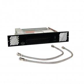 Kickspace Plint-heater CV 2600W kleur Zwart