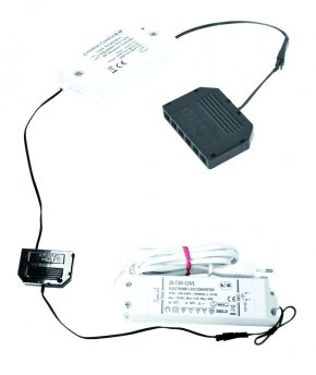 12 V Emotion LED trafo / ontvangen voor WSDE