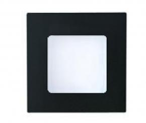 Hera FQ-68 LED spot 24V zwart