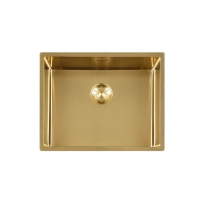 Lorreine Royal series spoelbak 50x40cm gold
